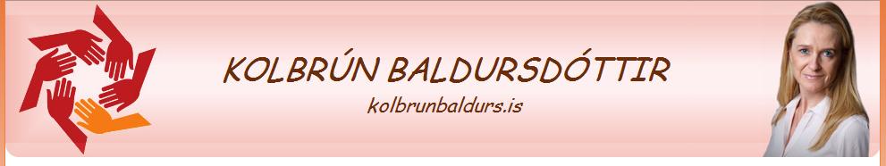 Kolbrún Baldursdóttir - Hausmynd